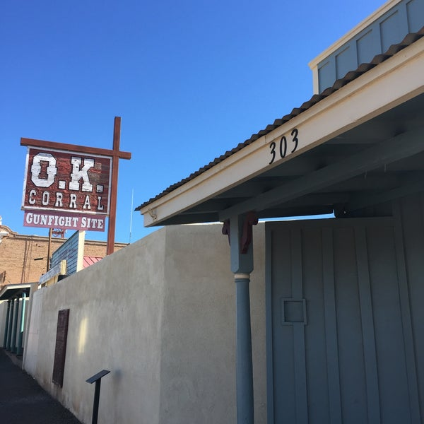 Photo taken at O.K. Corral by Jon S. on 10/24/2015