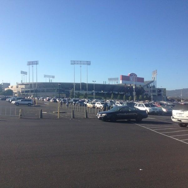 Photo taken at O.co Coliseum by Jon S. on 7/14/2013