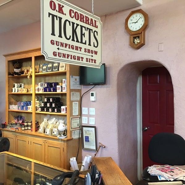 Photo taken at O.K. Corral by Jon S. on 10/29/2016