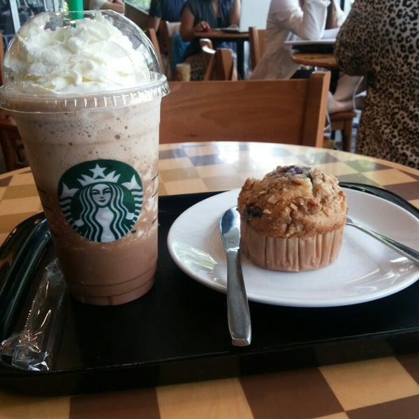Photo taken at Starbucks by Tuktuk S. on 6/19/2013