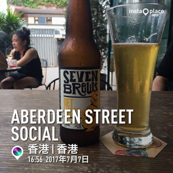 Photo taken at Aberdeen Street Social by Risa F. on 7/7/2017