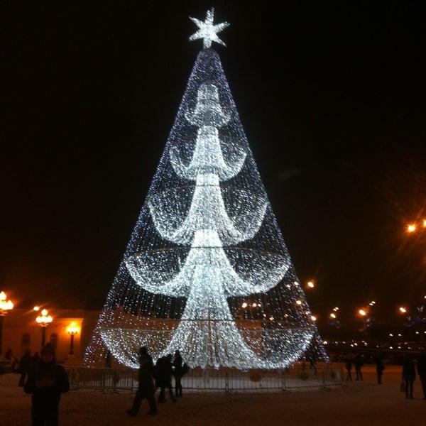 Foto scattata a Gorky Park da Yana K. il 12/8/2013