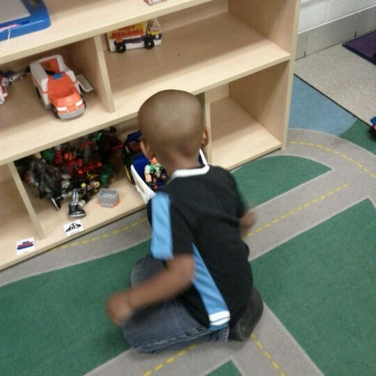 Photo taken at Woodlawn Elementary School by Taylor J. on 10/28/2011
