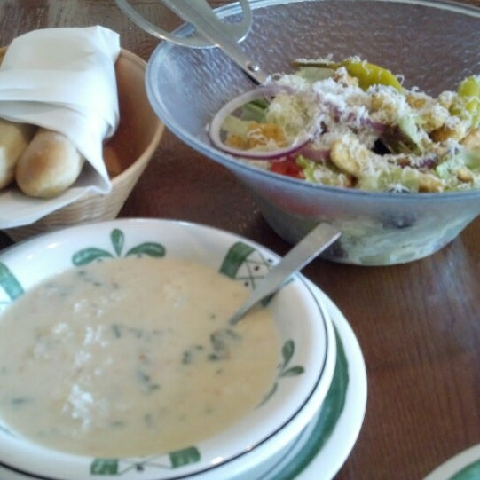 photo taken at olive garden by nathan on 392015 - Olive Garden Chico