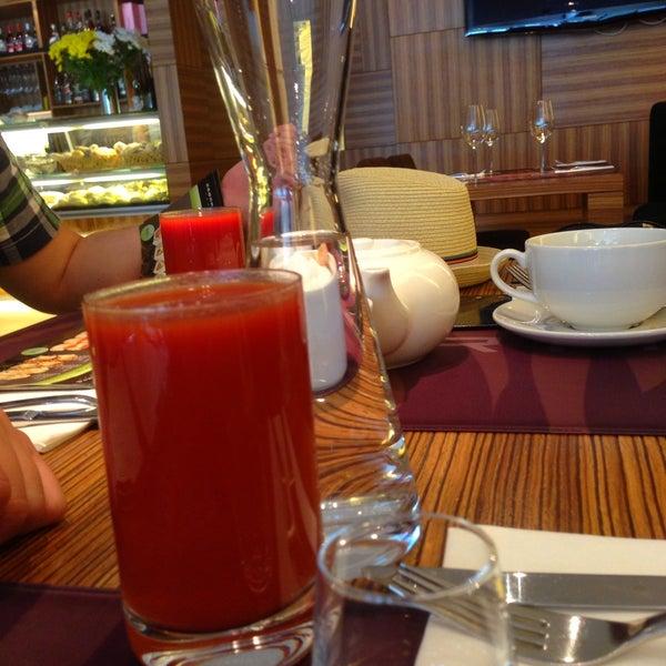 Photo taken at Zebra Café by Zvezda on 6/2/2013