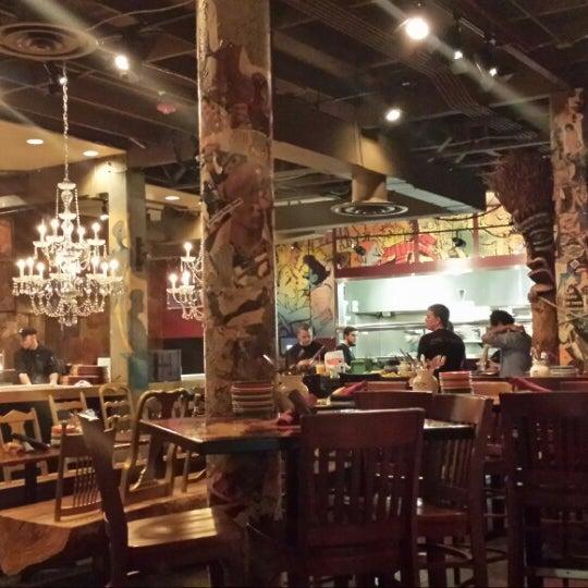 Photo taken at Café Tu Tu Tango by James L. on 5/20/2013