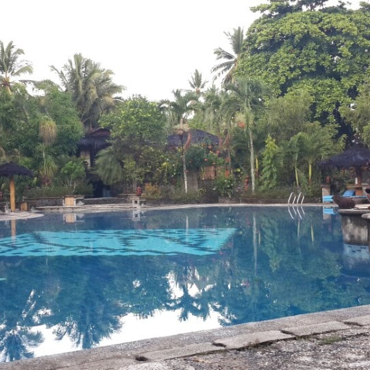 Photo taken at Tasik Ria Resort by Muhammad S. on 6/11/2014