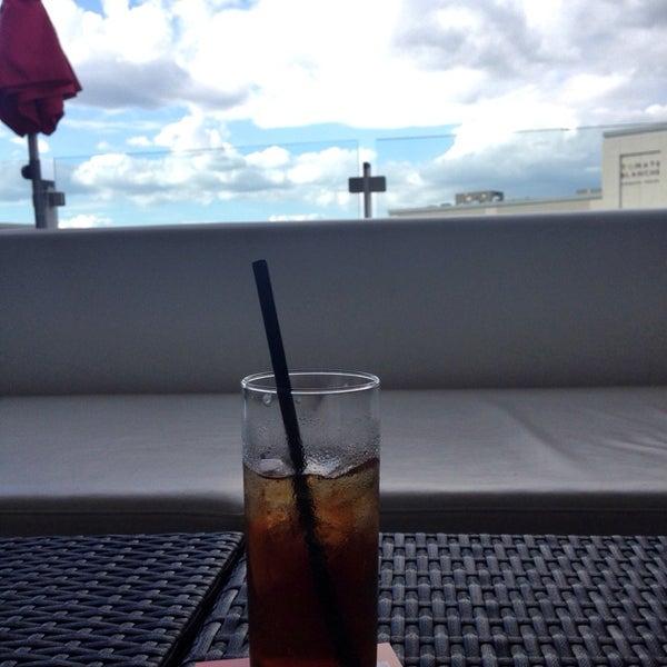 Photo taken at La Fontana Gelati Bar Lounge by Kate T. on 6/18/2014