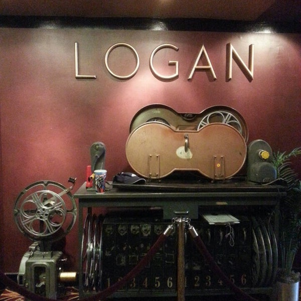 Photo taken at Logan Theatre by Christina L. on 7/17/2013