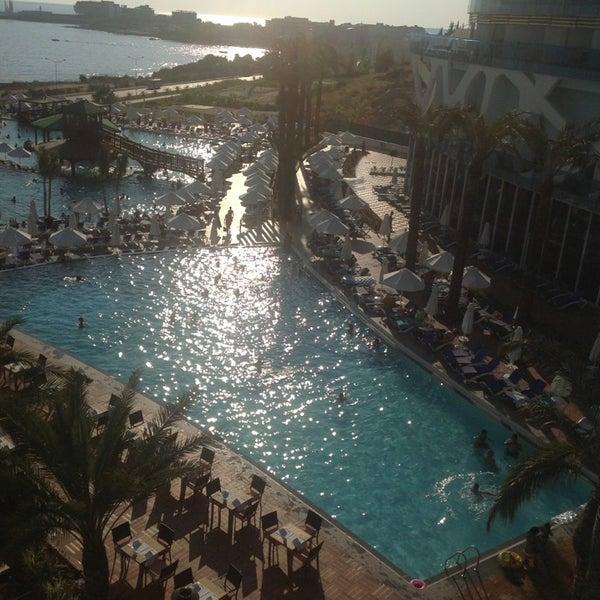 7/21/2013 tarihinde Resya S.ziyaretçi tarafından Vikingen Infinity Resort Hotel & Spa'de çekilen fotoğraf