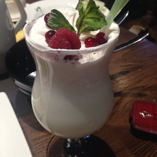 Снимок сделан в ресторан ORDA пользователем Alyona L. 2/22/2014