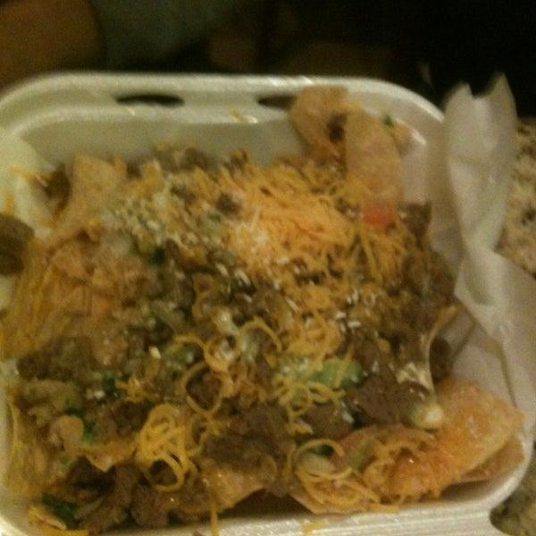 Photo taken at Roberto's Taco Shop by Joseph A. on 12/28/2012