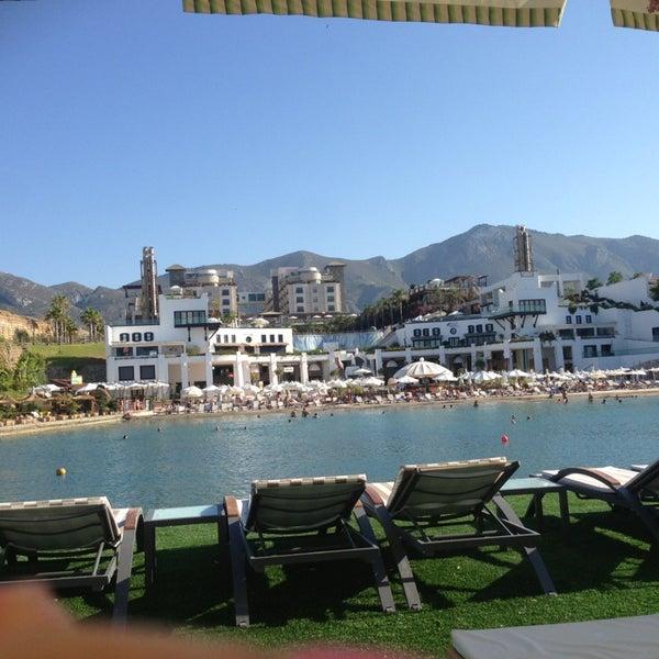 7/29/2013 tarihinde Esra K.ziyaretçi tarafından Cratos Premium Hotel & Casino'de çekilen fotoğraf
