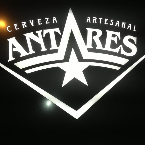 Photo taken at Antares by Juan M. on 6/2/2013