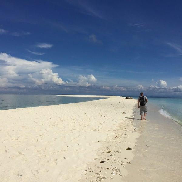 Camiguin Island: White Island Camiguin