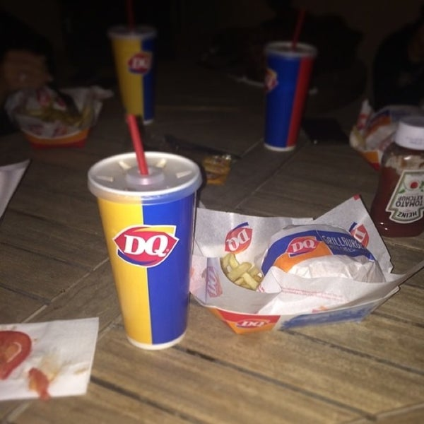 Photo taken at Dairy Queen by Zoona on 7/21/2014