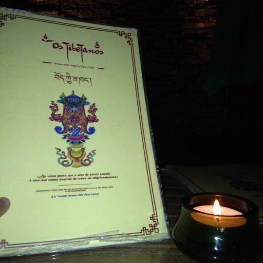 Das Foto wurde bei Os Tibetanos von Miguel B. am 10/20/2012 aufgenommen