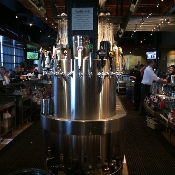 Photo taken at Yard House by Matt H. on 11/16/2013