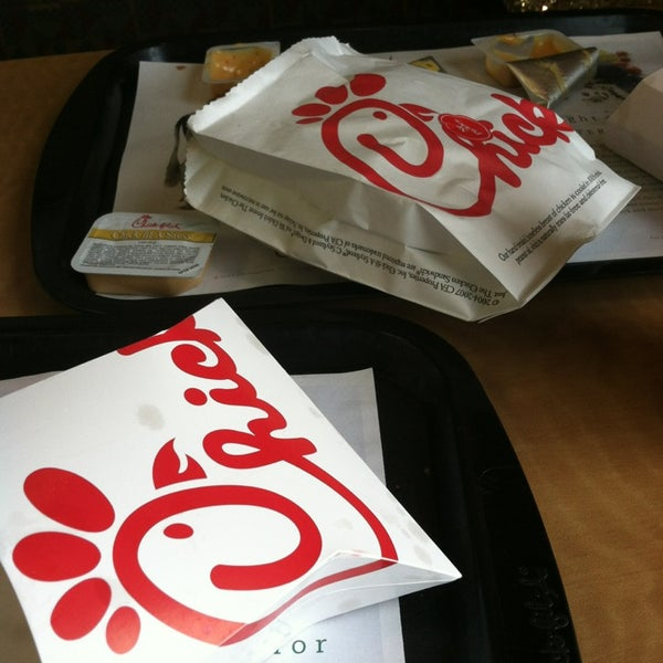 Photo prise au Chick-fil-A par Brandi J. le5/21/2013