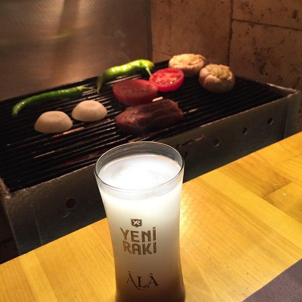 7/8/2015 tarihinde Yenal Y.ziyaretçi tarafından Pirzola Steak House'de çekilen fotoğraf