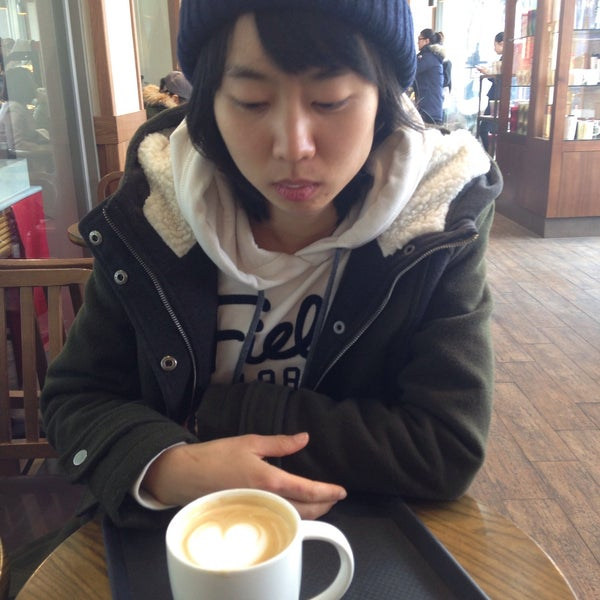 Photo taken at Starbucks by SINA L. on 3/1/2015