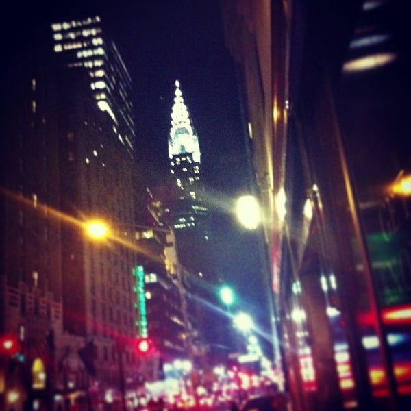 Photo taken at InterContinental New York Barclay by Mark E S. on 1/8/2013