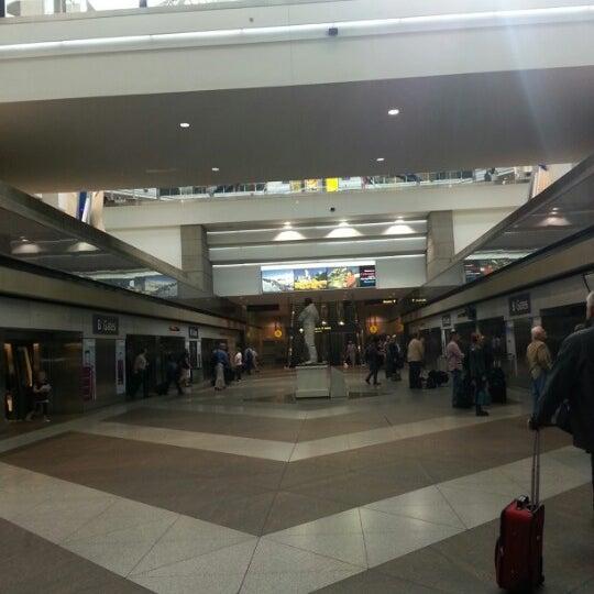 Photos At Denver International Airport Train