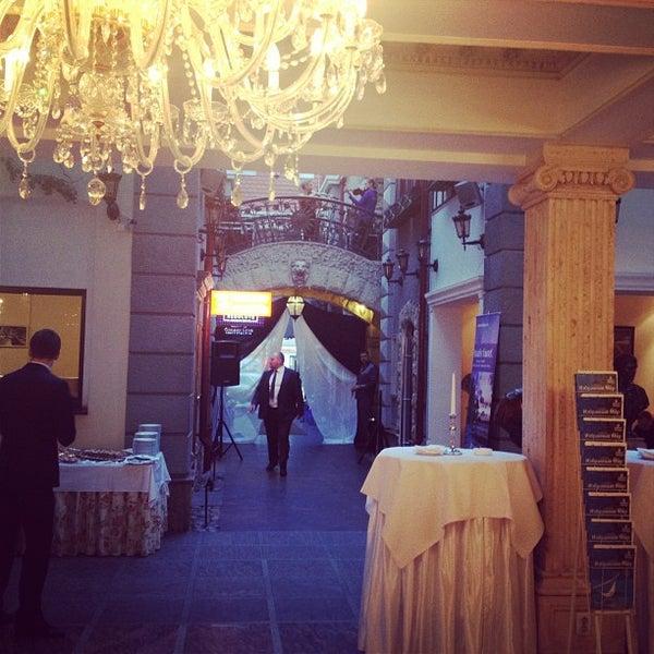 Снимок сделан в Golden Garden Boutique Hotel пользователем Ekaterina T. 2/19/2013