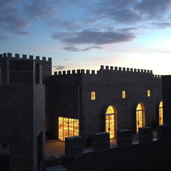 Photo taken at Castello Reale by Andrey R. on 7/3/2014