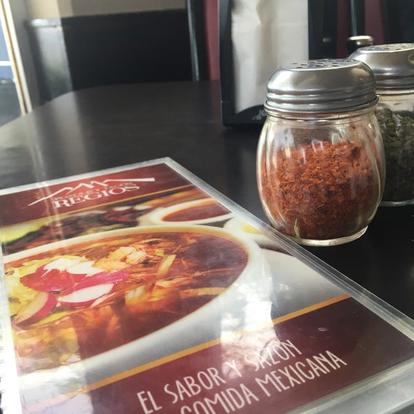 Photo taken at Pozole y Tacos Regios by Evangelina G. on 3/5/2017