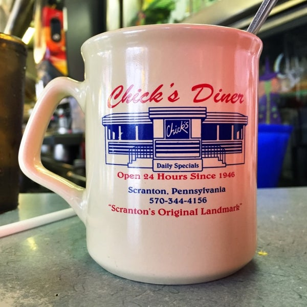 Photo taken at Chick's Diner by Kevin C. on 10/26/2014