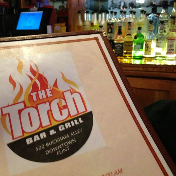 Photo taken at The Torch Bar and Grill by Kevin C. on 2/2/2013