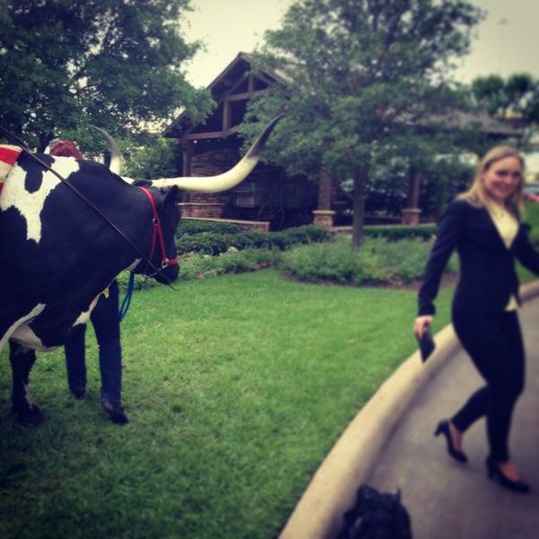 Foto tomada en Taste of Texas por Cathrine K. el 5/9/2013