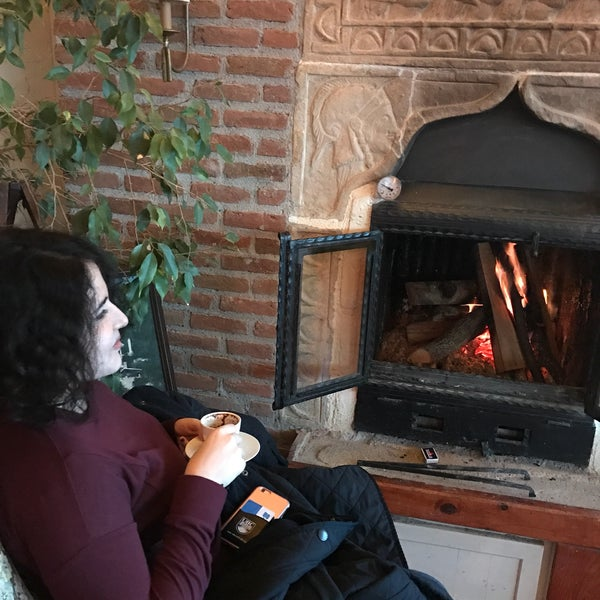 12/25/2016 tarihinde Selda K.ziyaretçi tarafından Öngen Country Hotel'de çekilen fotoğraf
