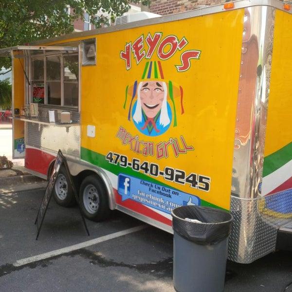 Yeyos Food Truck Bentonville
