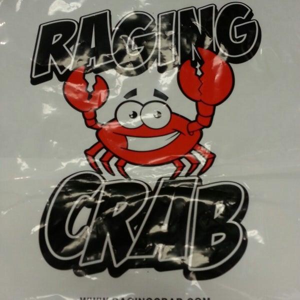 Photo taken at Raging Crab by Jenn W. on 8/5/2013