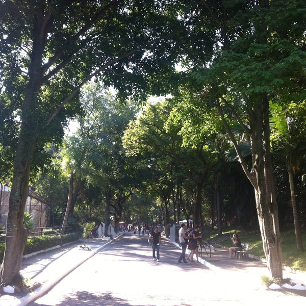 Photo taken at Parque das Hortênsias by Jan on 4/17/2016