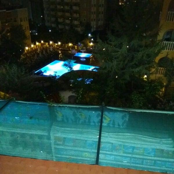 9/16/2016 tarihinde Ersin S.ziyaretçi tarafından Club Paradiso Hotel & Resort'de çekilen fotoğraf