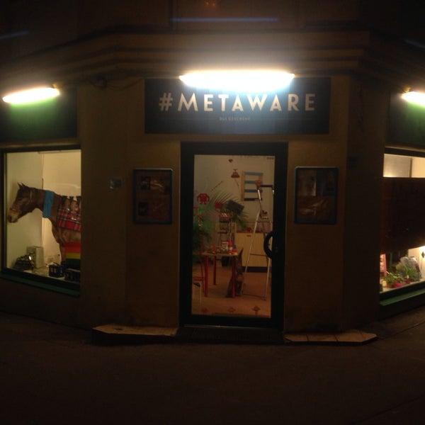 Das Foto wurde bei #METAWARE von raimund a. am 1/7/2014 aufgenommen
