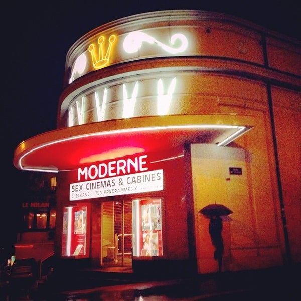 cinema le moderne theater in lausanne