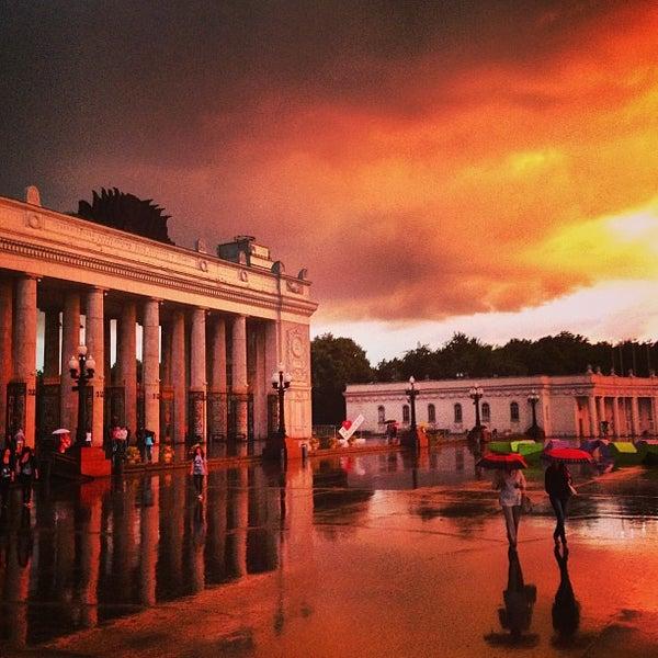 Foto scattata a Gorky Park da Aleksandr S. il 7/20/2013