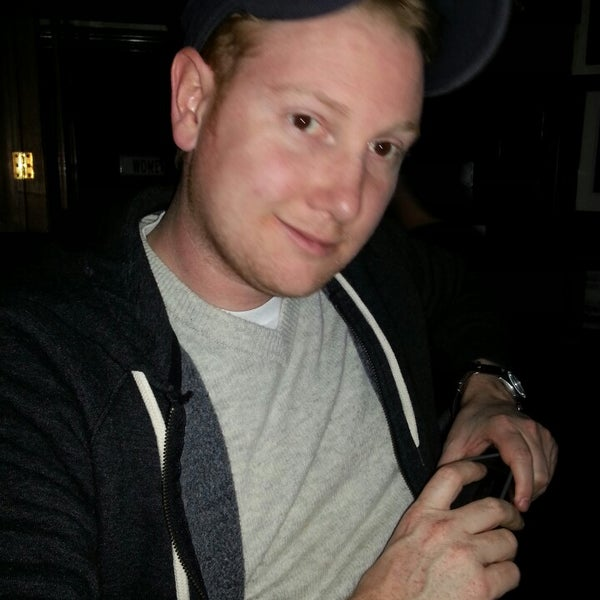 Photo taken at Halligan Bar by Andrew N. on 5/8/2013