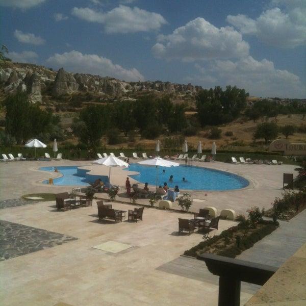 8/1/2013 tarihinde Ali K.ziyaretçi tarafından Tourist Hotels & Resorts Cappadocia'de çekilen fotoğraf