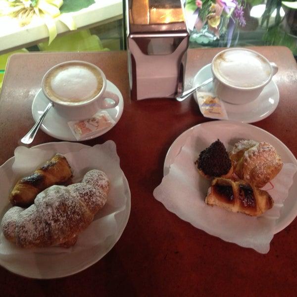 Cafe Parma Breakfast