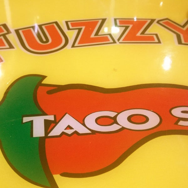 Photo taken at Fuzzy's Taco Shop by Eric R. on 3/9/2014