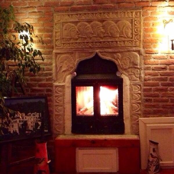 11/16/2014 tarihinde Cem A.ziyaretçi tarafından Öngen Country Hotel'de çekilen fotoğraf