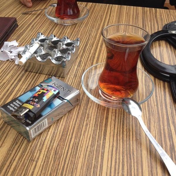 Photo taken at Demiryas Pastanesi by Anıl M. on 10/18/2014