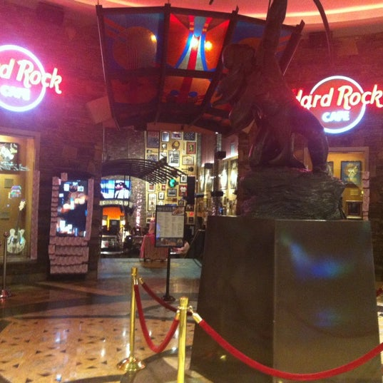 Calories In Hard Rock Cafe Food