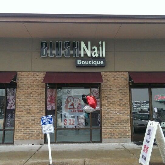 Blush Nail Boutique - Nail Salon in Fitchburg
