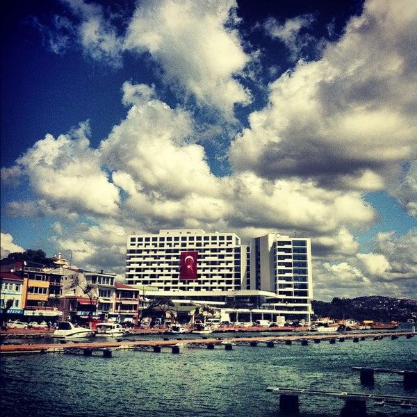 12/24/2012 tarihinde Aykut A.ziyaretçi tarafından The Grand Tarabya'de çekilen fotoğraf